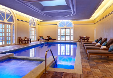 The Henry, Autograph Collection - Indoor Pool   Whirpool
