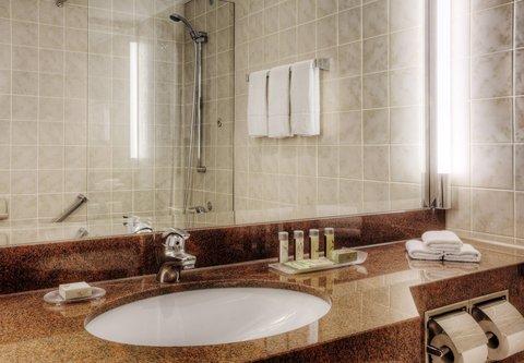 杜塞尔多夫尼盛万丽酒店 - Suite Bathroom