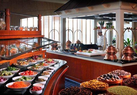 فندق ماريوت جي دبليو دبي - The Market Place
