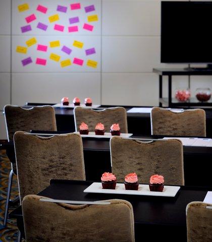 فندق ماريوت جي دبليو دبي - Meeting Room - Details