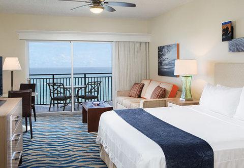 Marriott's BeachPlace Towers - King Bedroom