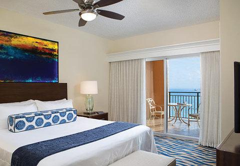 Marriott's BeachPlace Towers - Villa - Master Bedroom