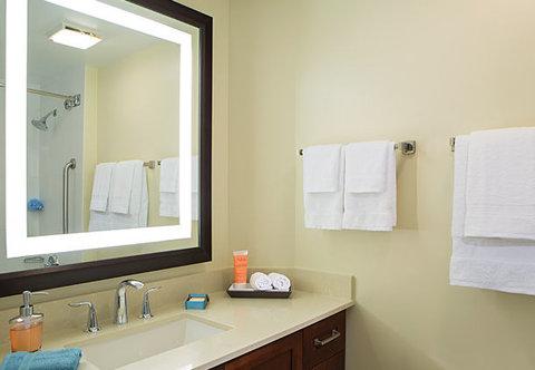 Marriott's BeachPlace Towers - Guest Bathroom