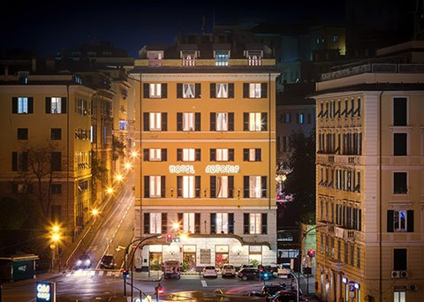 Clarion Collection Hotel Astoria Genova - ITExternal Building