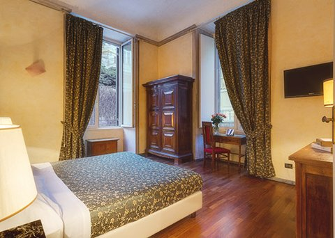 Clarion Collection Hotel Astoria Genova - ITStandard Double Bed
