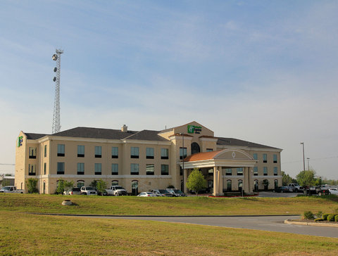 Holiday Inn Express & Suites FLORESVILLE - Exterior Feature
