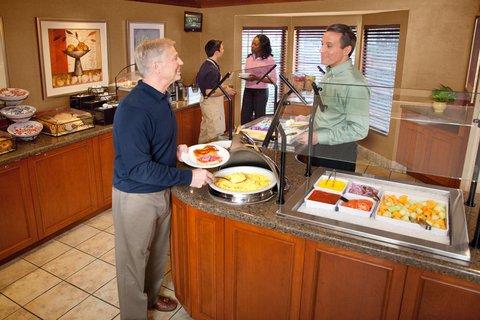 Staybridge Suites WEST EDMONTON - Complimentary Breakfast Buffet