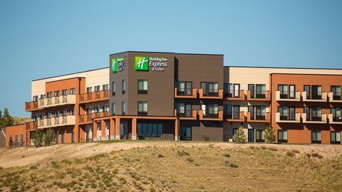 Holiday Inn Express & Suites Pocatello - Beautiful views from the hilltop