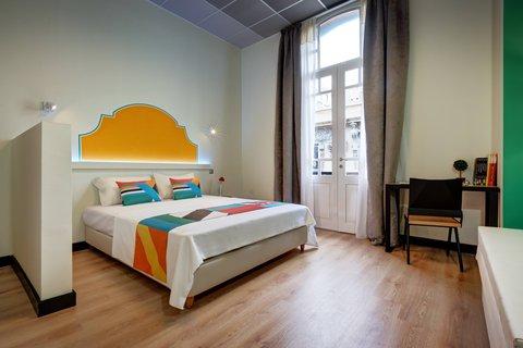 Colors Central Ladadika - Bedroom