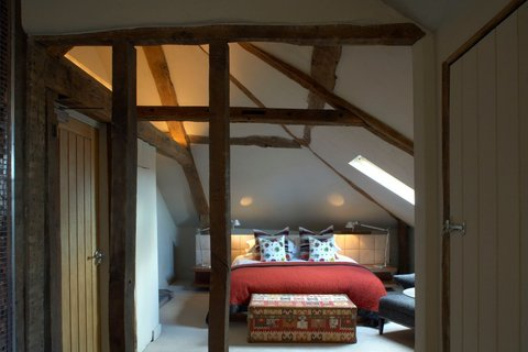 Oddfellows Chester Hotel - Lady Mary SLoft Bedroom