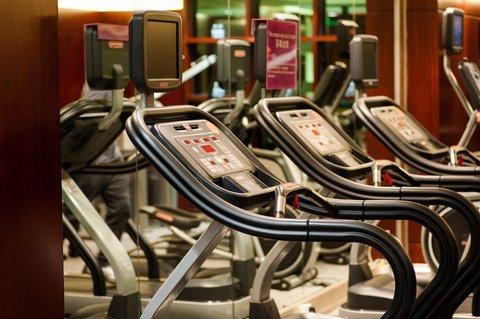 北京中关村皇冠假日酒店 - Gym