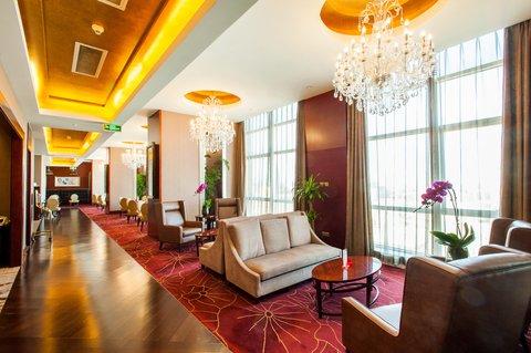 北京中关村皇冠假日酒店 - Club Floor Lounge