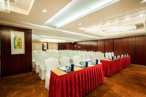 北京中关村皇冠假日酒店 - Banquet Room