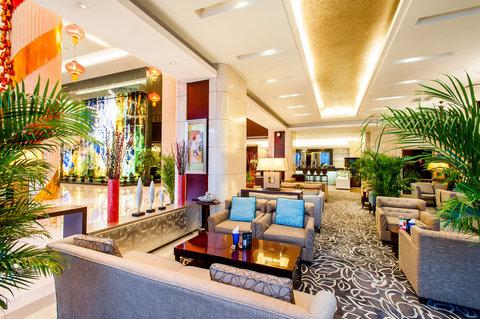 北京中关村皇冠假日酒店 - Hotel Lobby