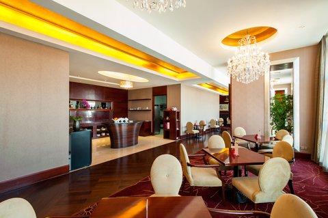 北京中关村皇冠假日酒店 - Club Lounge