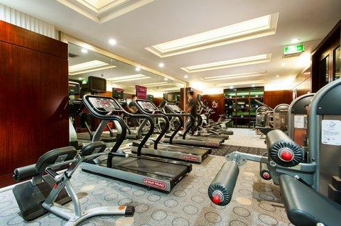北京中关村皇冠假日酒店 - Fitness Center