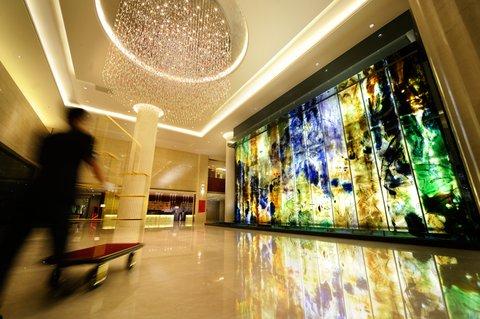 北京中关村皇冠假日酒店 - Entrance