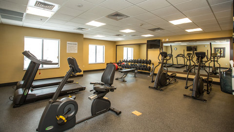Holiday Inn Express & Suites Pocatello - Fitness Center