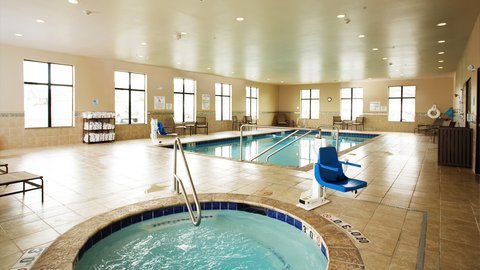 Holiday Inn Express & Suites Pocatello - Indoor Swimming Pool