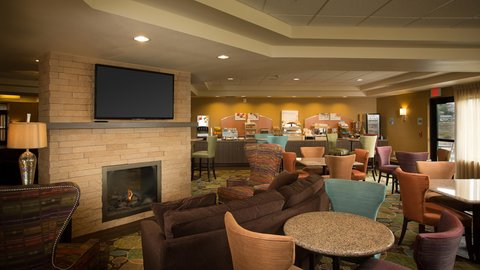 Holiday Inn Express & Suites Pocatello - Relax in our comfortable Guest Lounge