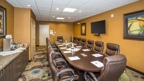Holiday Inn Express & Suites Pocatello - Boardroom in Pocatello