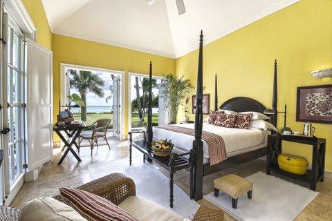 Tortuga Bay Hotel - Two Bedrooms Suite Ocean Front - Main Bedroom