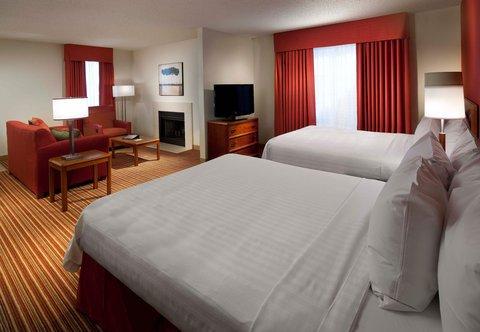 Residence Inn by Marriott Jacksonville Baymeadows - Studio Queen Queen Suite