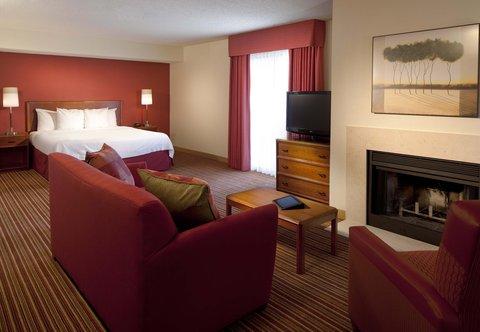 Residence Inn by Marriott Jacksonville Baymeadows - Studio King Suite