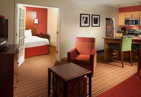 Residence Inn Montgomery - One-Bedroom Suite