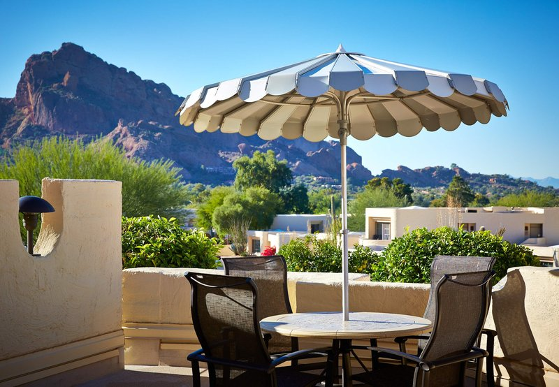 Jw Marriott Scottsdale Camelback Inn Resort & Spa - Paradise Valley, AZ