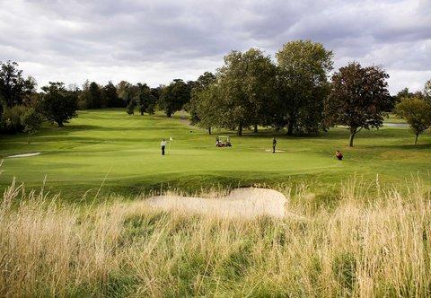 Hanbury Manor Marriott Hotel & Country Club - Hanbury Manor Golf Course - 10th Hole