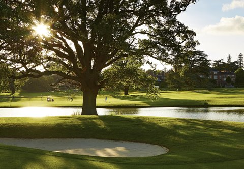 Hanbury Manor Marriott Hotel & Country Club - Hanbury Manor Golf Course - 17th Hole