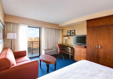 Courtyard Gaithersburg Washingtonian Center - Lake View King Guest Room