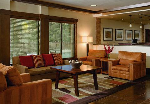 Marriott''S Streamside At Vail-Douglas Hotel - Lobby