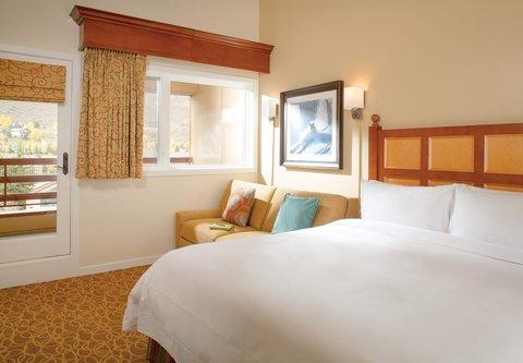 Marriott''S Streamside At Vail-Douglas Hotel - Villa Master Bedroom