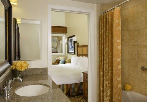 Marriott''S Streamside At Vail-Douglas Hotel - Villa Master Bathroom