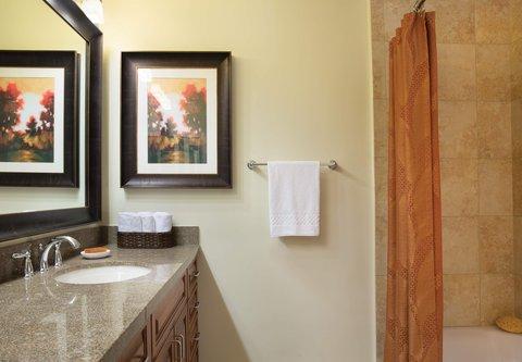 Marriott''S Streamside At Vail-Douglas Hotel - One-Bedroom Villa   Loft Bathroom