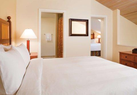 Marriott''S Streamside At Vail-Douglas Hotel - Two-Bedroom Villa   Loft Bedroom