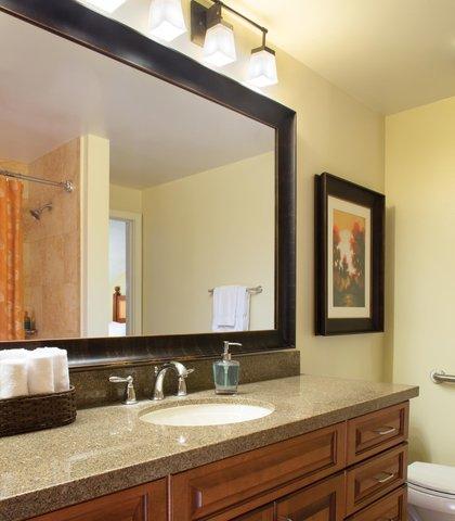 Marriott''S Streamside At Vail-Douglas Hotel - Two-Bedroom Villa   Loft Bathroom