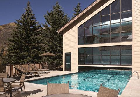 Marriott''S Streamside At Vail-Douglas Hotel - Indoor Outdoor Pool