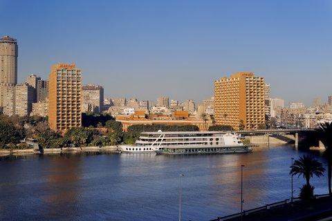 فندق ماريوت القاهرة و كازينو عمر الخيام - Cairo Marriott Hotel   Omar Khayyam Casino