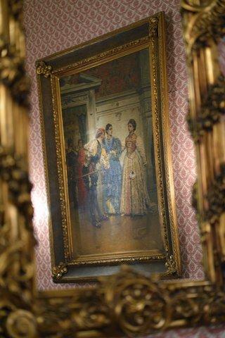 فندق ماريوت القاهرة و كازينو عمر الخيام - Salon Eguenie Portrait Vertical