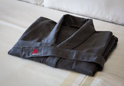Westin City Center - Concierge Guest Room Amenity   Bath Robe