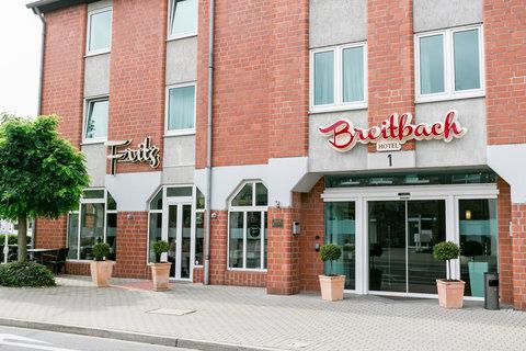 Hotel Breitbach - Exterior