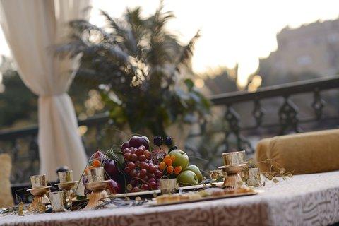 فندق ماريوت القاهرة و كازينو عمر الخيام - Central Balcony Horizontal