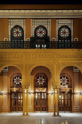 فندق ماريوت القاهرة و كازينو عمر الخيام - Salon Royal Entrance Vertical