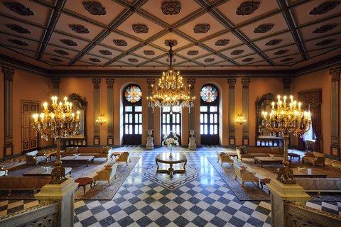 فندق ماريوت القاهرة و كازينو عمر الخيام - Salon Royal Horizontal Over View
