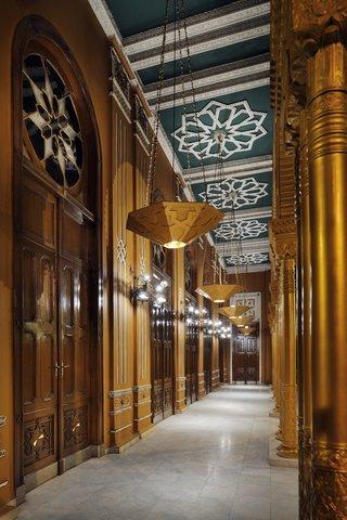 فندق ماريوت القاهرة و كازينو عمر الخيام - Salon Royal Pillars