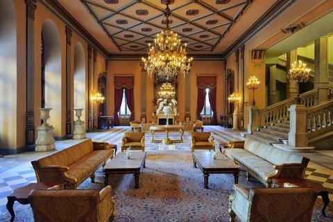 فندق ماريوت القاهرة و كازينو عمر الخيام - Salon Royal With Staircase Horizontal