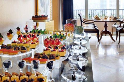 فندق ماريوت القاهرة و كازينو عمر الخيام - Dessert Lounge Horizontal